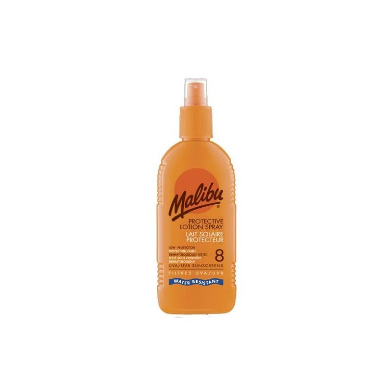 Malibu Sun Lotion Spray SPF8