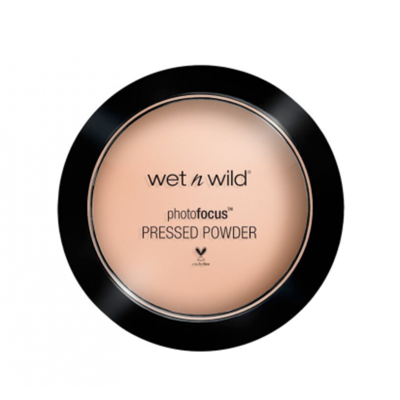 Wet 'n Wild Photo Focus Pressed Powder Neutral Beige