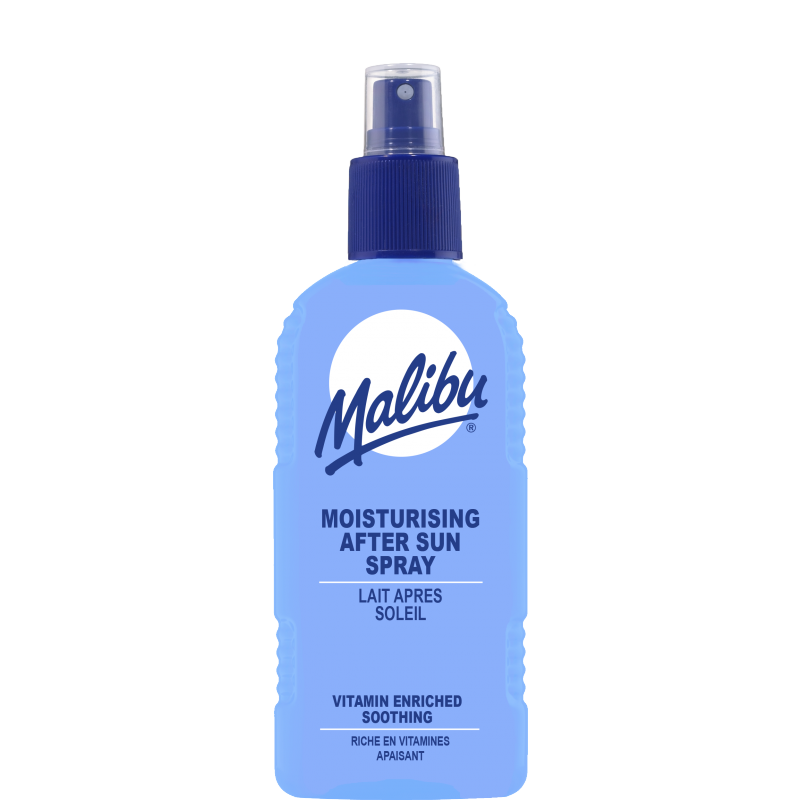 Malibu Moisturising After Sun Spray