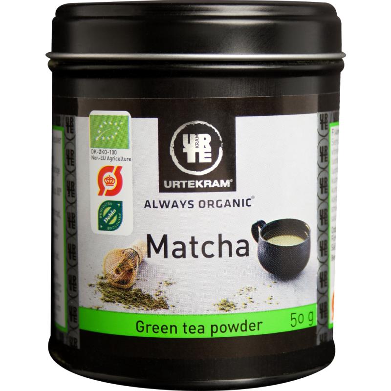 Urtekram Matcha Tea Øko
