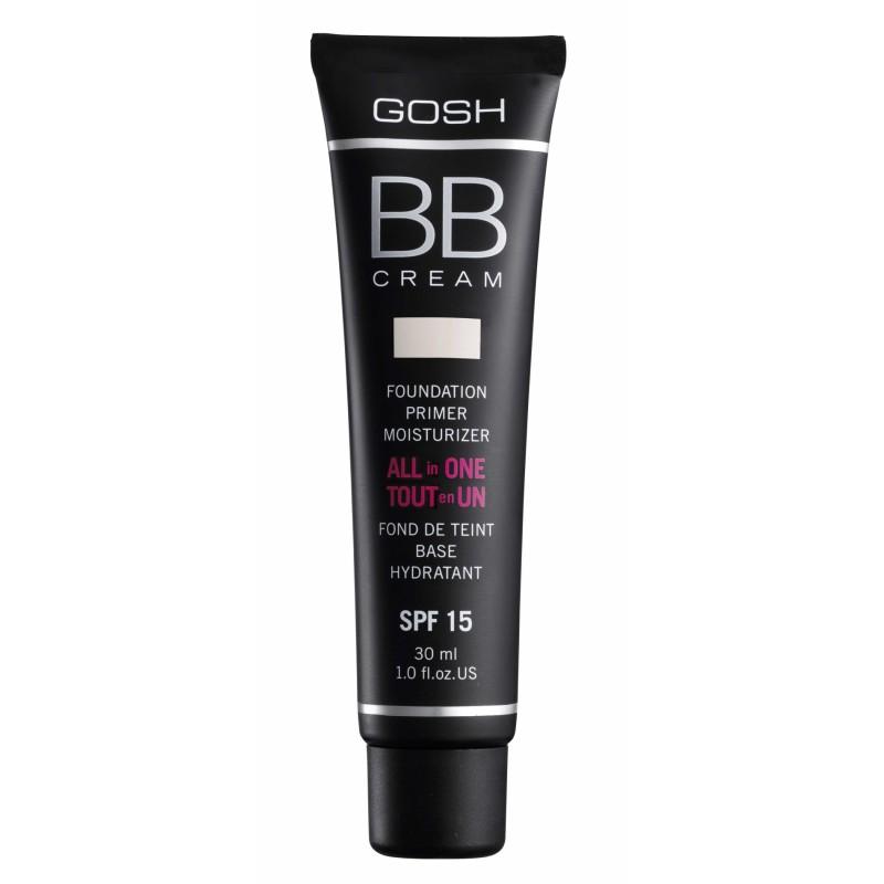 GOSH BB Cream 01 Sand SPF15