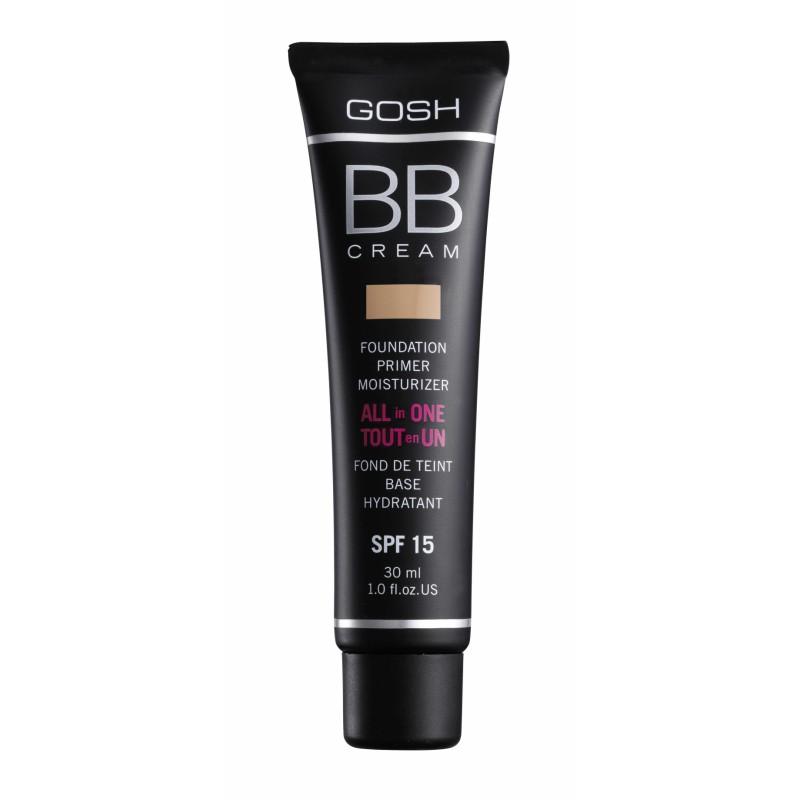 GOSH BB Cream 03 Warm Beige SPF15