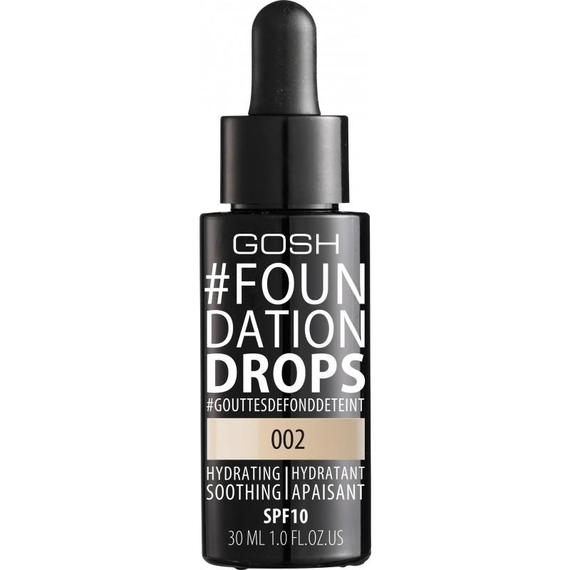 GOSH Foundation Drops 002 Ivory