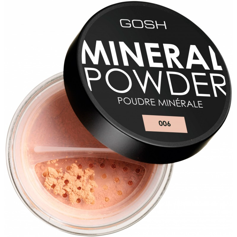 GOSH Mineral Powder 006 Honey