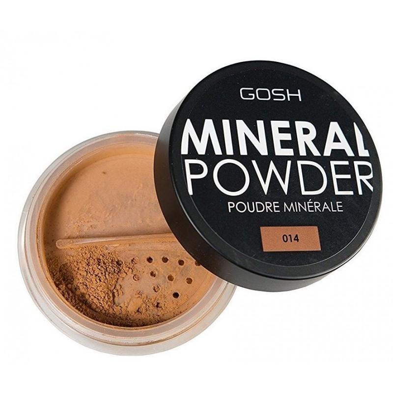 GOSH Mineral Powder 014 Cappucino