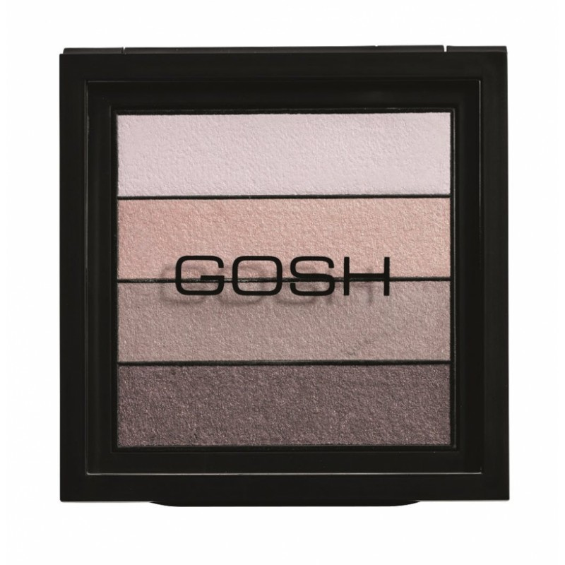 GOSH Smokey Eyes Eye Shadow Palette 03 Plum