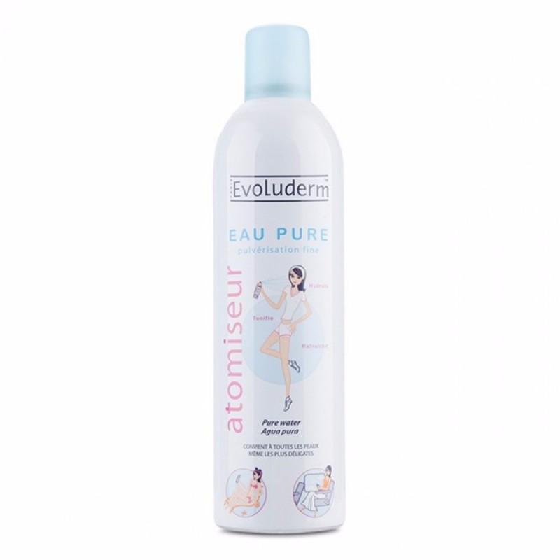 Evoluderm Eau Pure Water Face Spray