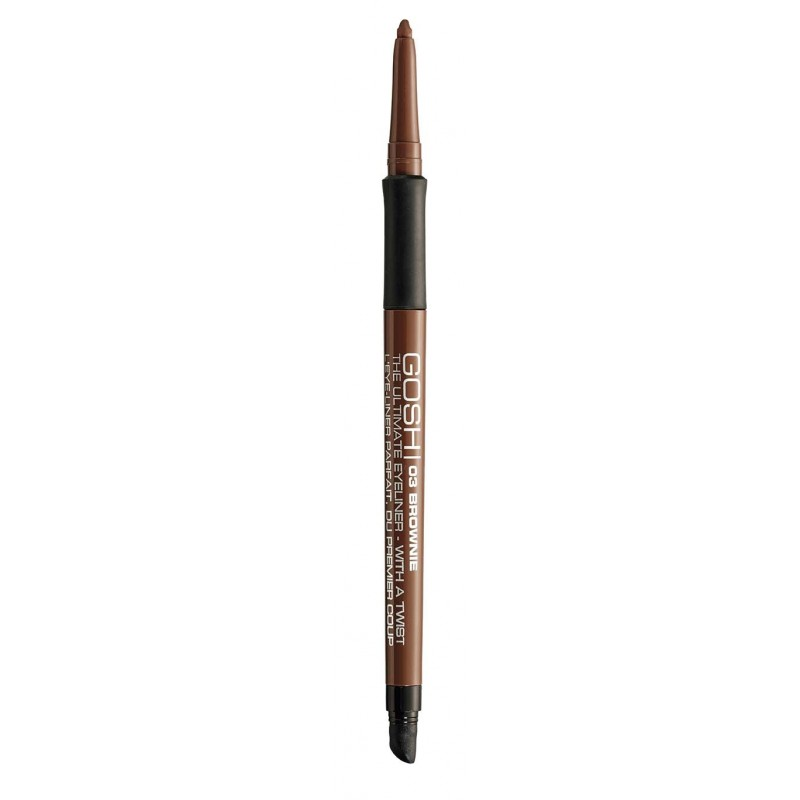 GOSH The Ultimate Eyeliner With A Twist 03 Brownie