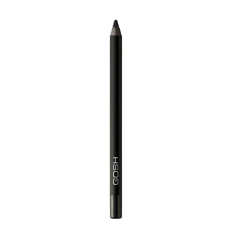 GOSH Velvet Touch Eye Liner Waterproof Carbon Black