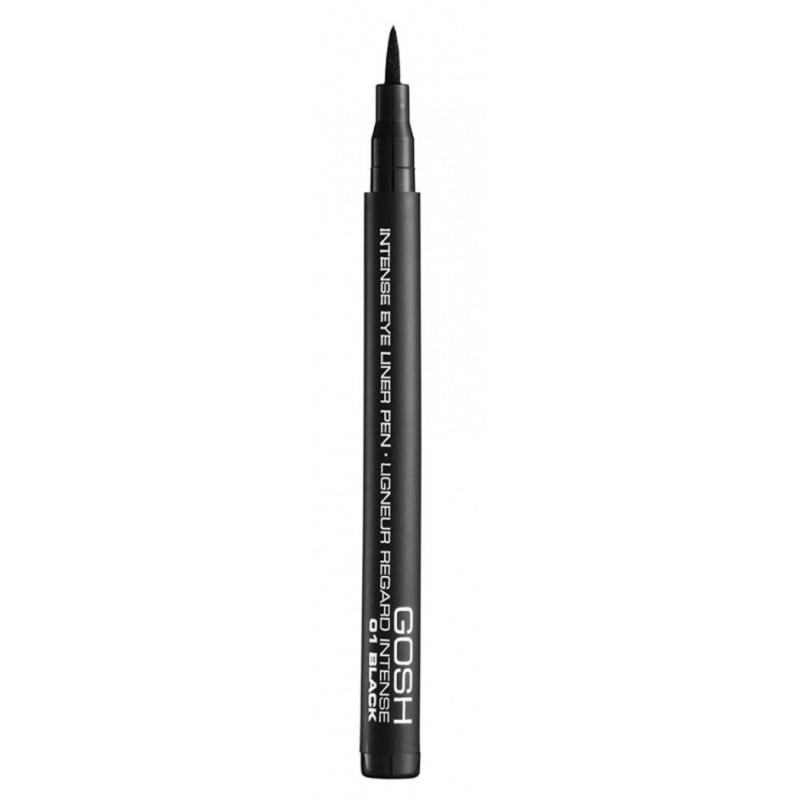 GOSH Intense Eye Liner Pen 01 Black