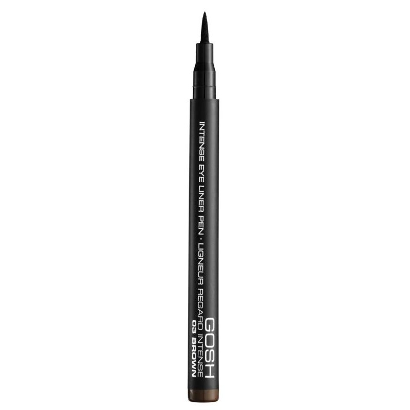 GOSH Intense Eye Liner Pen 03 Brown