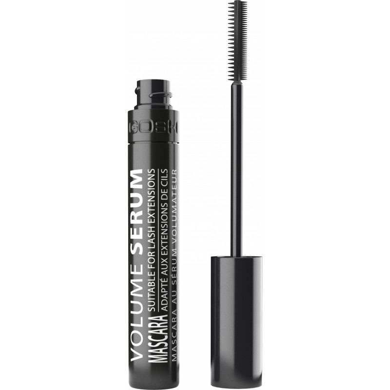 GOSH Volume Serum Mascara 001 Black