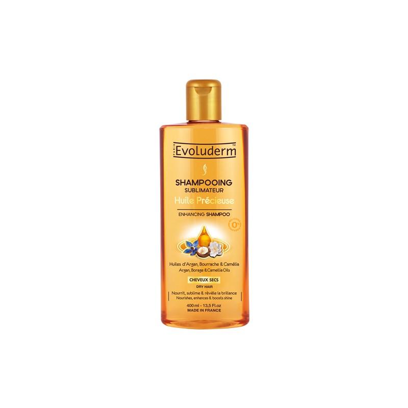 Evoluderm Precious Oils Shampoo
