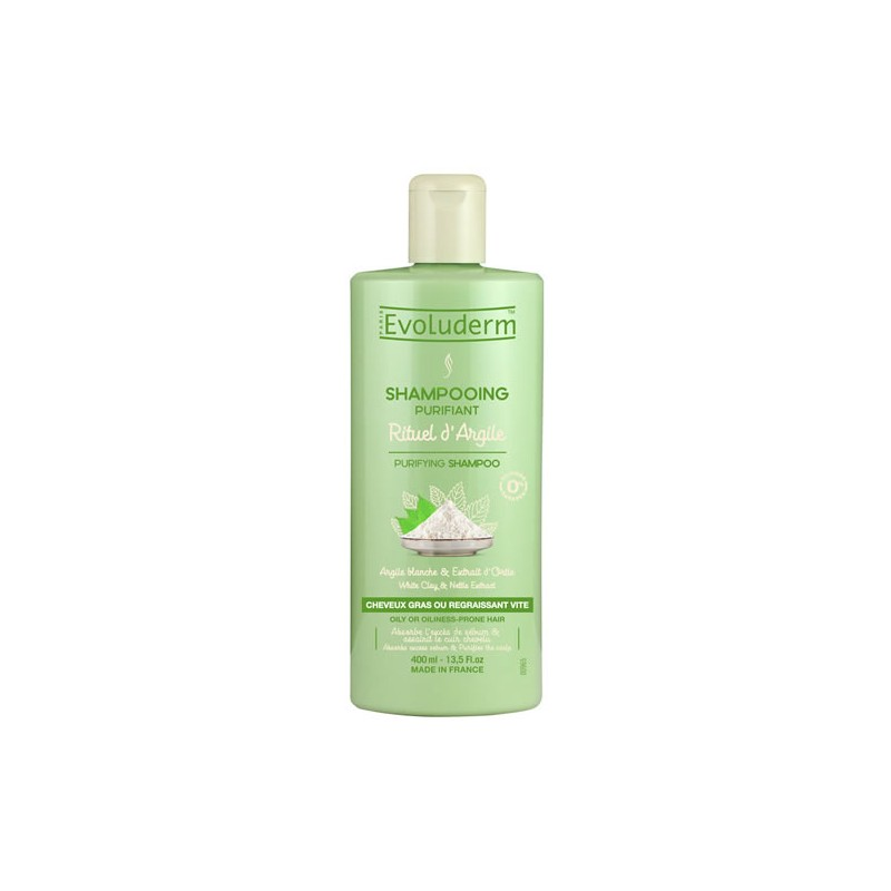 Evoluderm Ritual Clay Shampoo