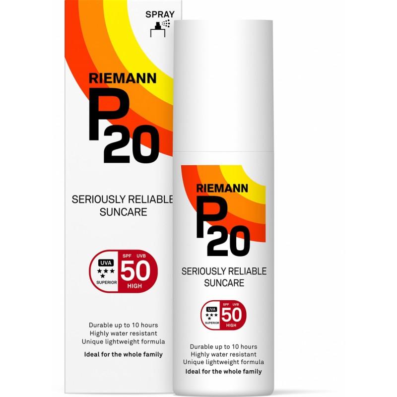 P20 10HR Sun Protection SPF50