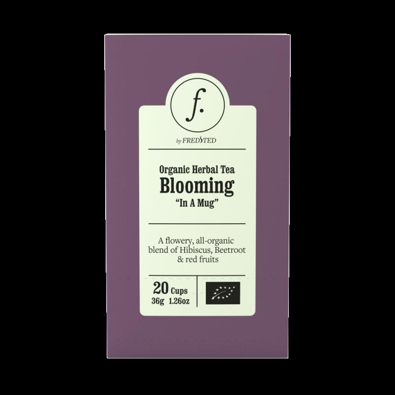 Fredsted Organic Yrttitee Blooming