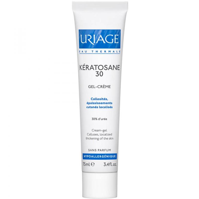Uriage Kératosane 30 Cream Gel Fragrance Free