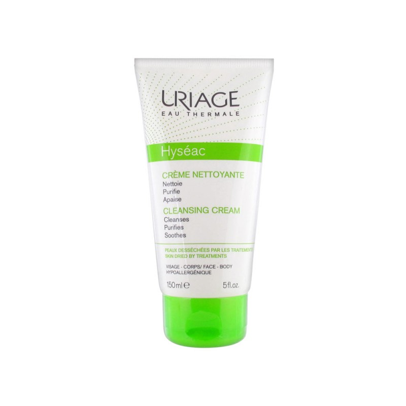 Uriage Hyséac Cleansing Cream Oily Skin