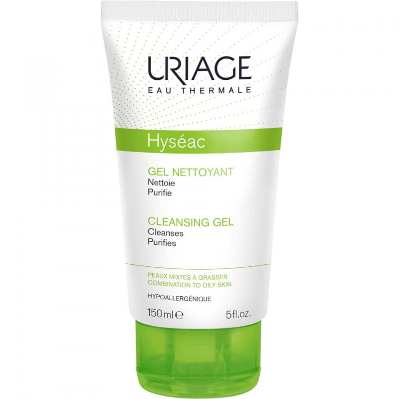 Uriage Hyséac Cleansing Gel Combination & Oily Skin