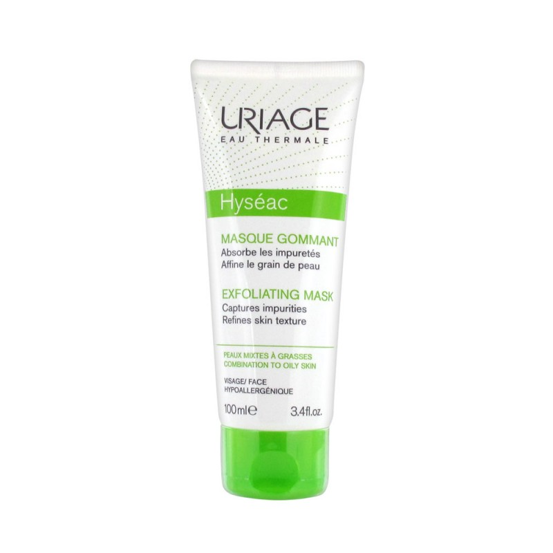 Uriage Hyséac Exfoliating Mask