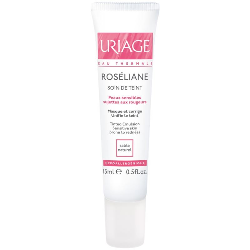Uriage Roséliane Getönte Emulsion 01 Sable Naturel