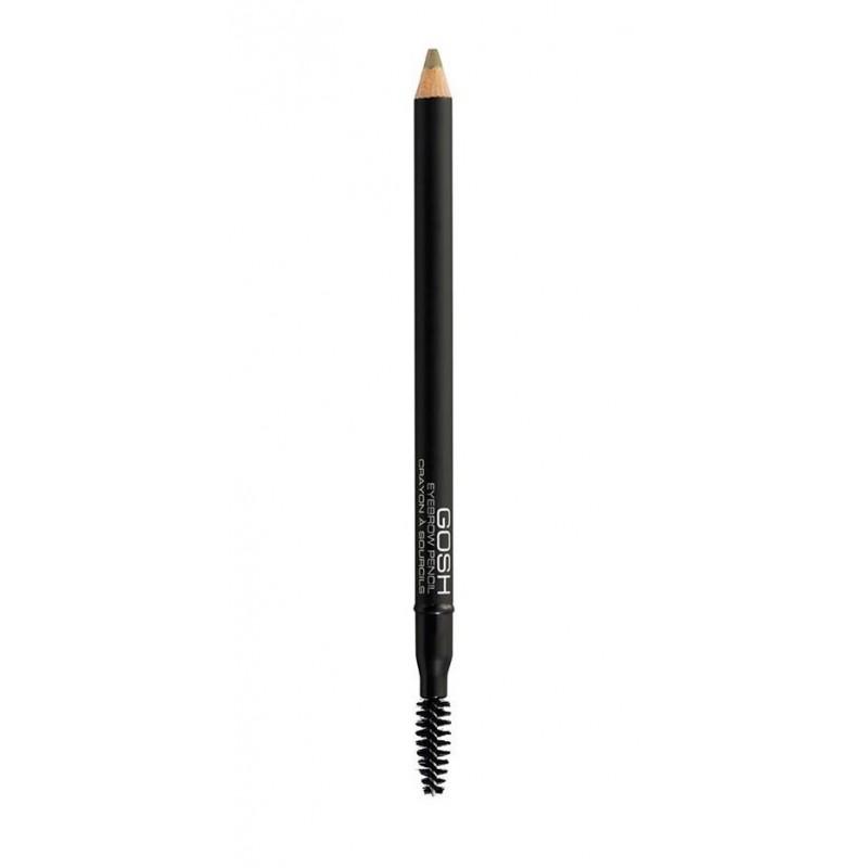 GOSH Eyebrow Pencil Grey Brown