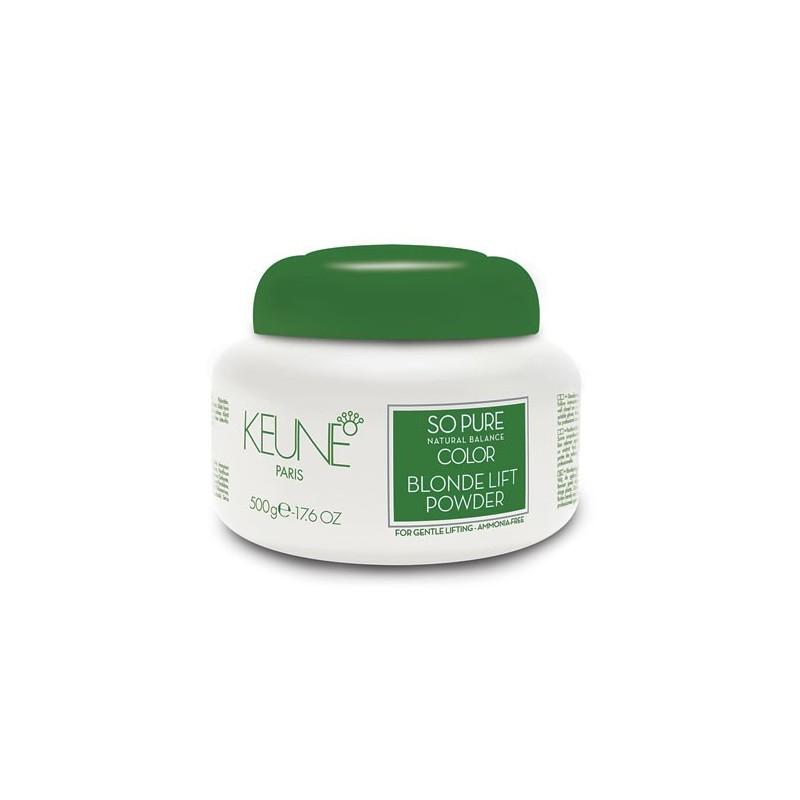Keune So Pure Natural Balance Color Blonde Lift Powder