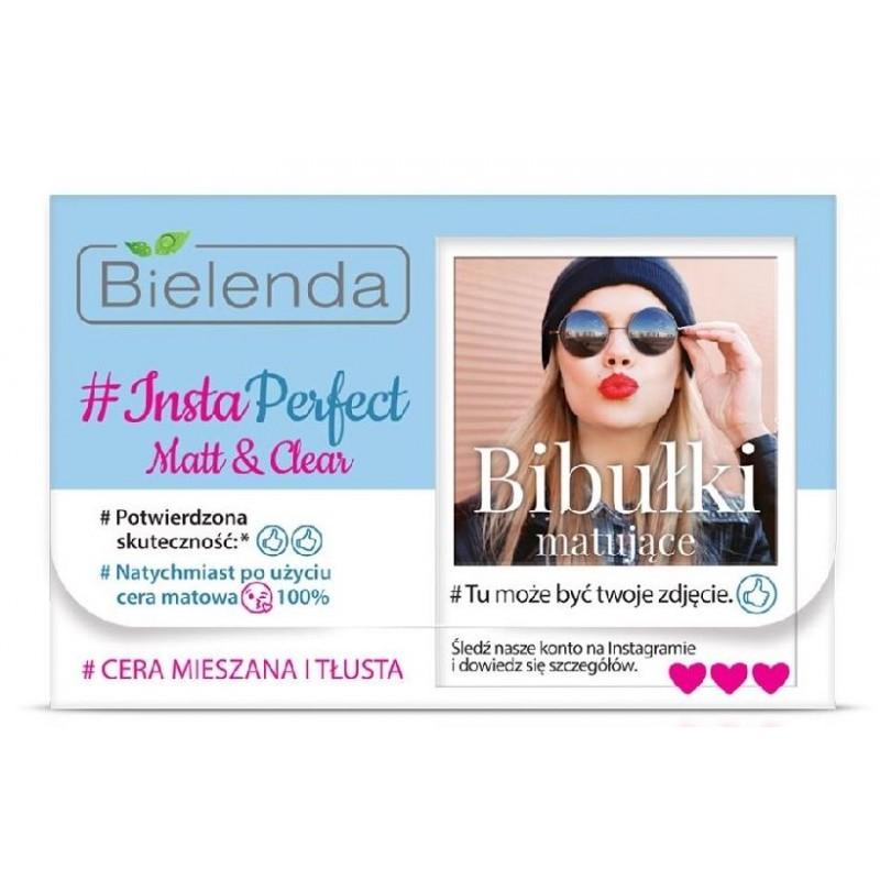 Bielenda #InstaPerfect Matt & Clear Blotting Paper