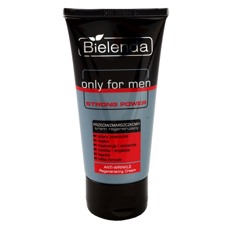 Bielenda Only For Men Anti-Wrinkle Regenerating Cream