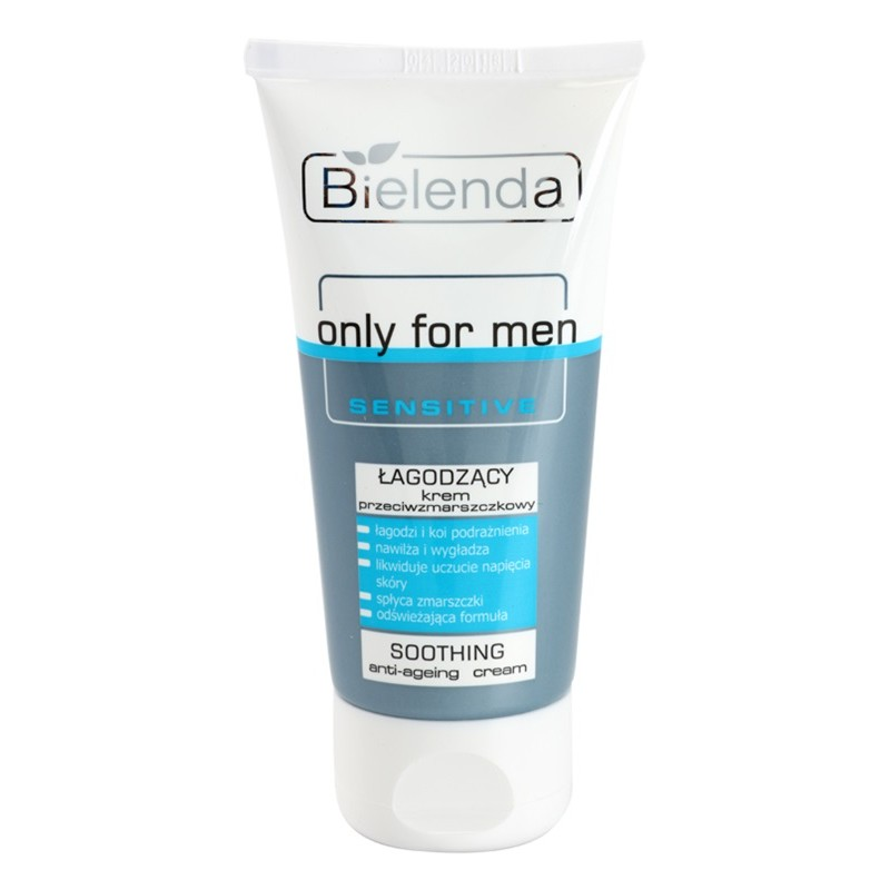 Bielenda Only For Men Soothing Anti-Ageing Cream