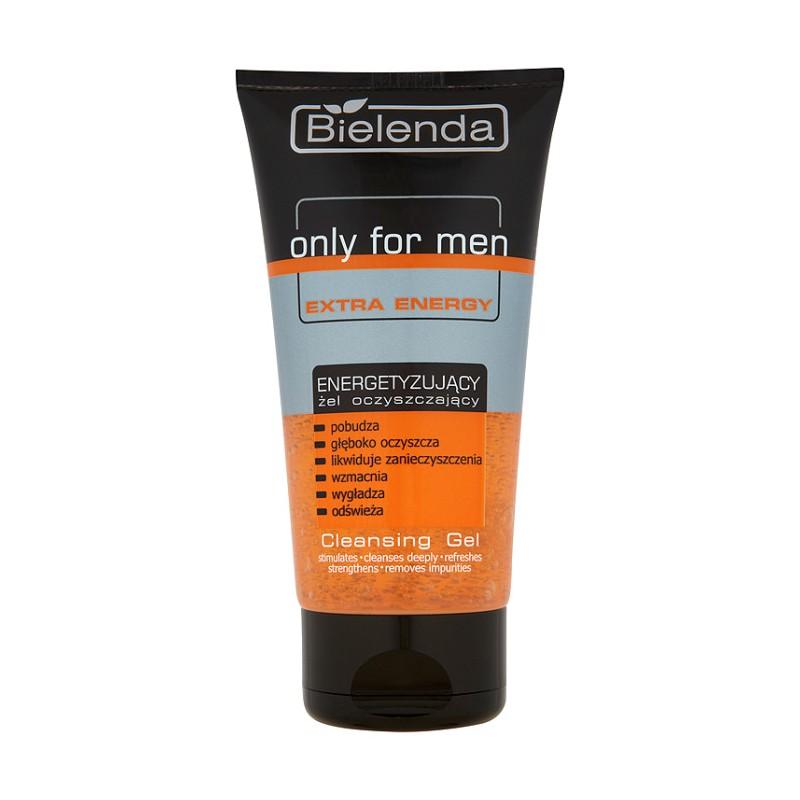 Bielenda Only For Men Extra Energy Cleansing Gel