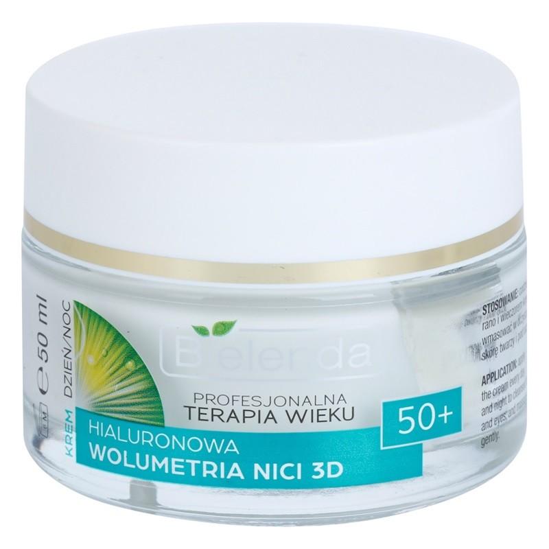 Bielenda Age Therapy Hyaluronic Volumetry NICI 3D Face Cream 50+