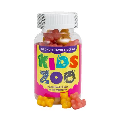 Vitaminpiller till barn