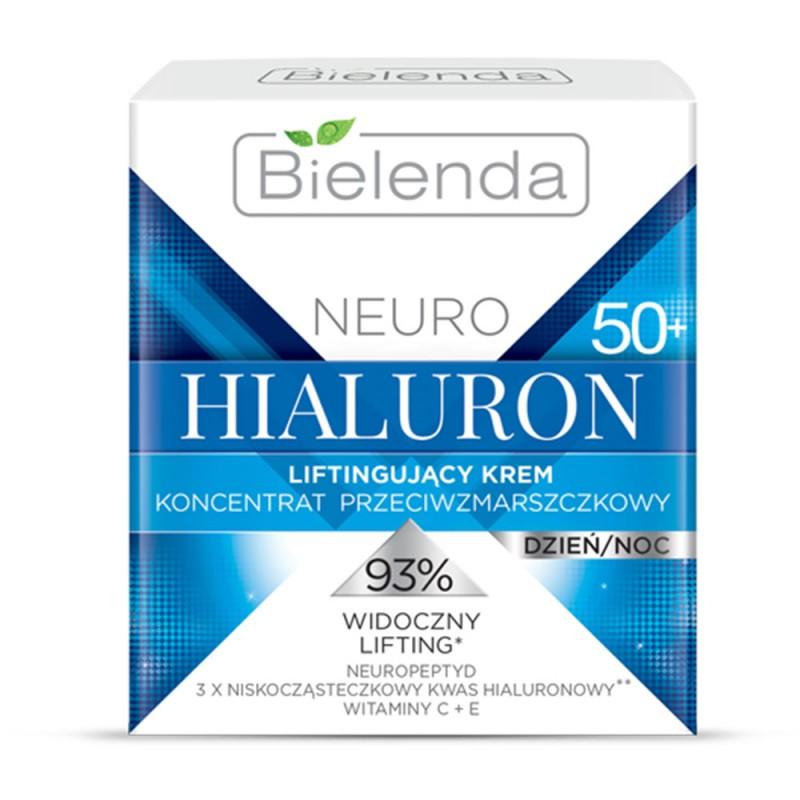 Bielenda Neuro Hialuron Lifting Face Cream 50+