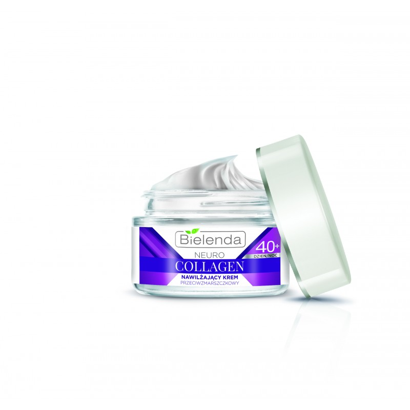 Bielenda Neuro Collagen Moisturizing Day & Night Face Cream 40+