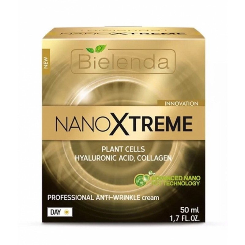 Bielenda Nano Cell Nano Extreme Anti-Wrinkle Day Face Cream
