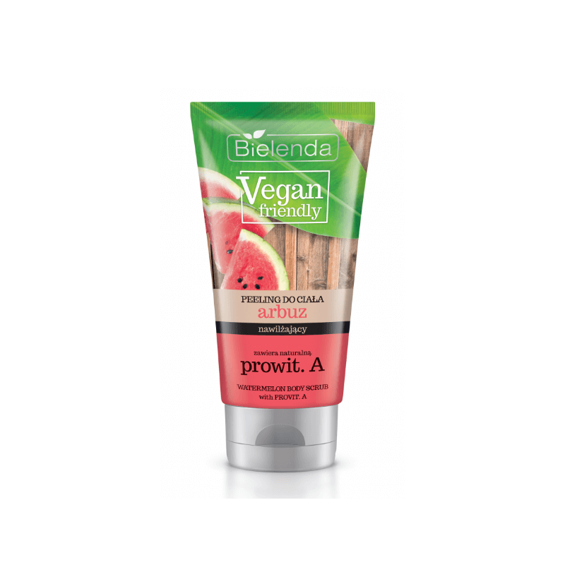 Bielenda Vegan Friendly Watermelon Body Scrub
