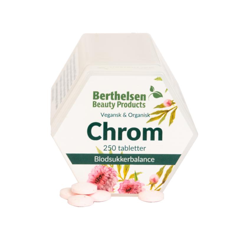 Berthelsen Chromium 62.5 mcg