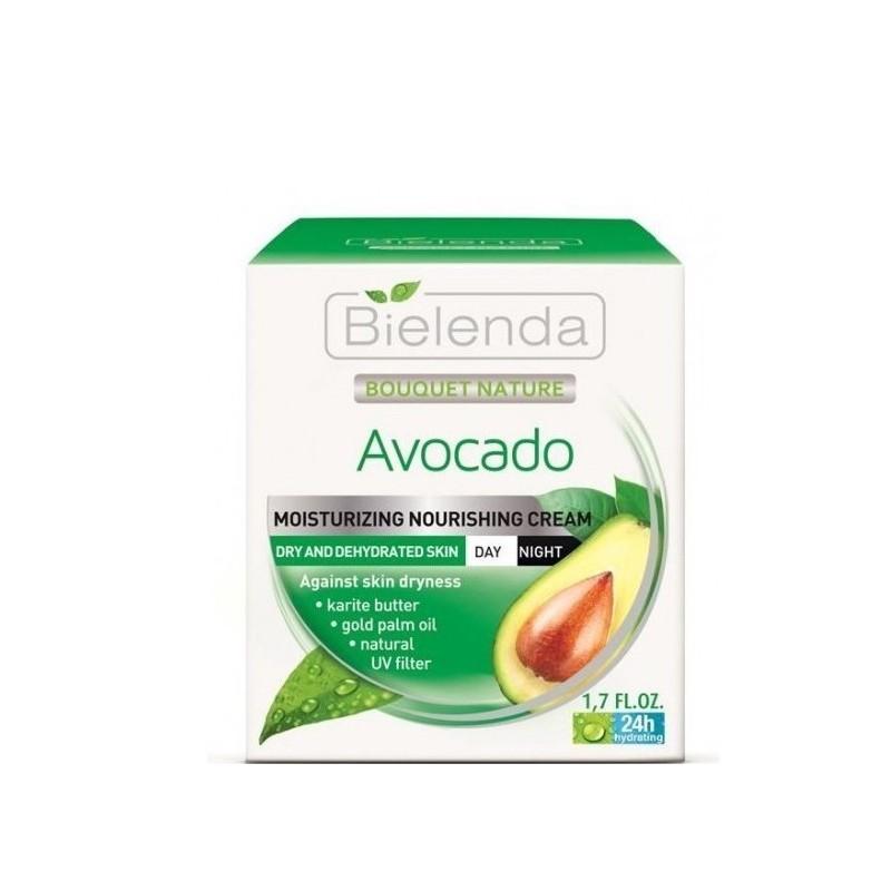 Bielenda Bouquet Nature Feuchtigkeitspflege Avocado