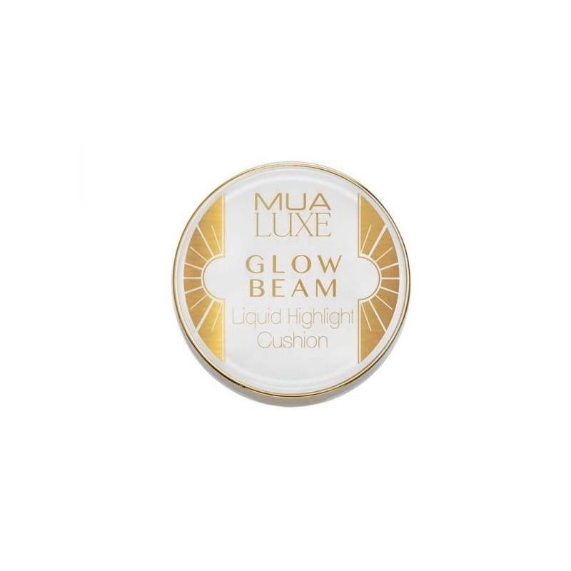 MUA Makeup Academy Luxe Glow Beam Liquid Highlight Cushion Gold