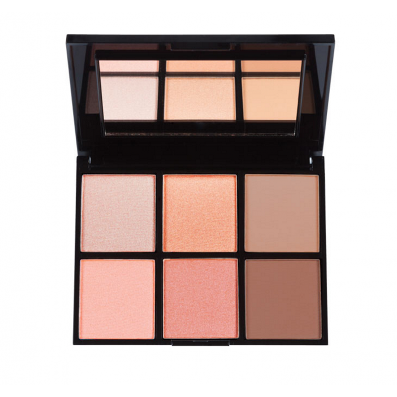 MUA Makeup Academy Luxe Radiant Illumination Highlighting Kit 2