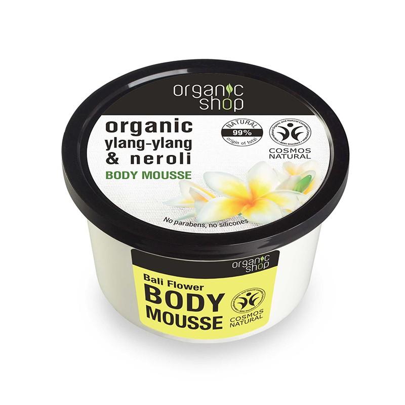Organic Shop Organic Ylang-Ylang & Neroli Body Mousse