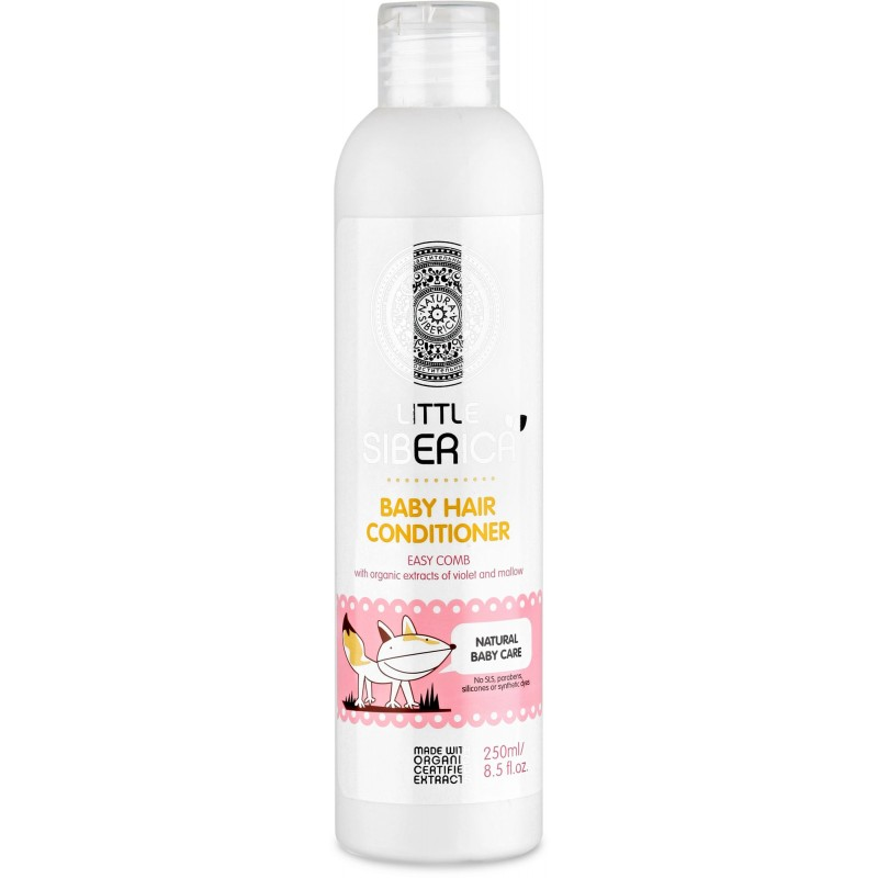Little Siberica Baby Hair Conditioner Easy Comb