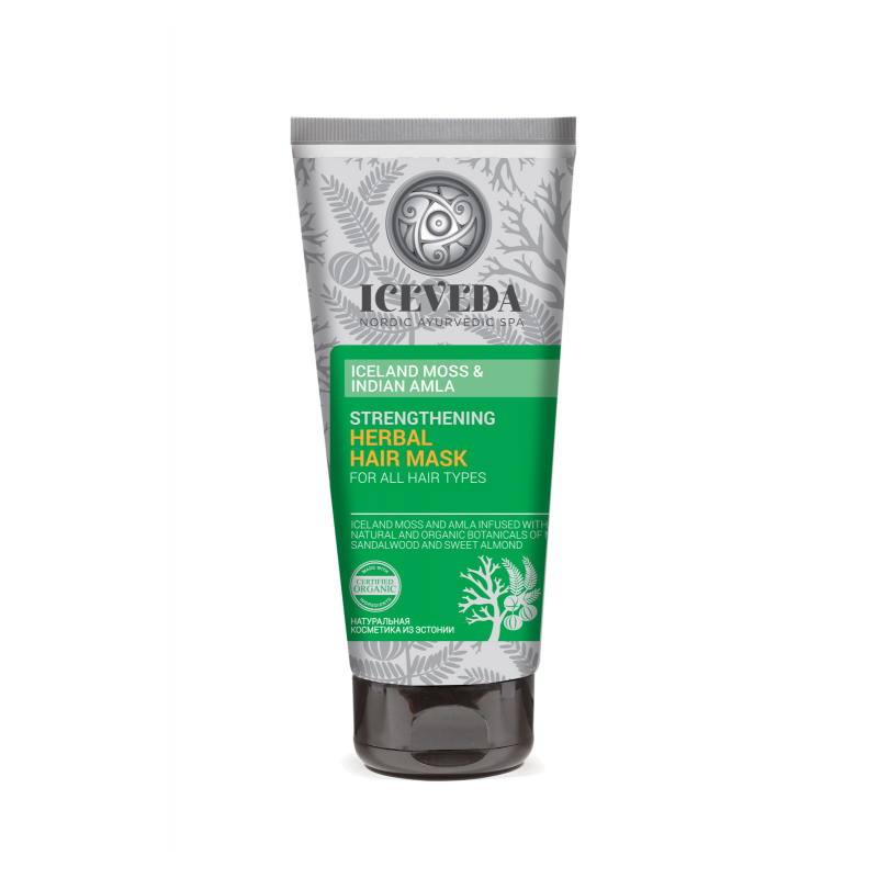 Iceveda Strengthening Herbal Hair Mask
