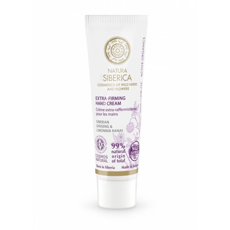 Natura Siberica Extra Firming Hand Cream