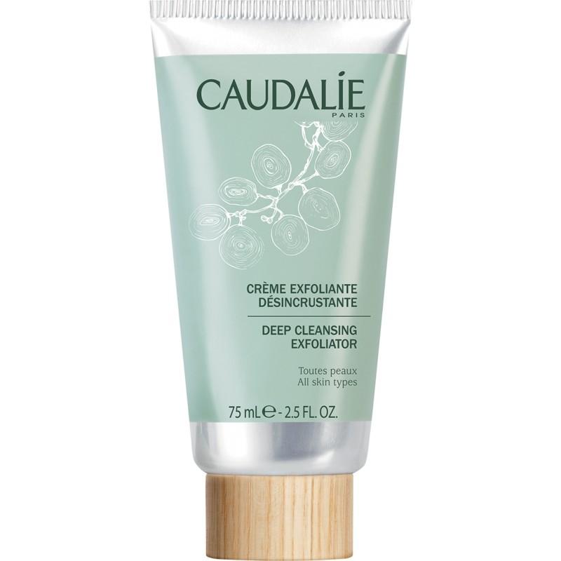 Caudalie Peeling-Creme für porentiefe Reinigung