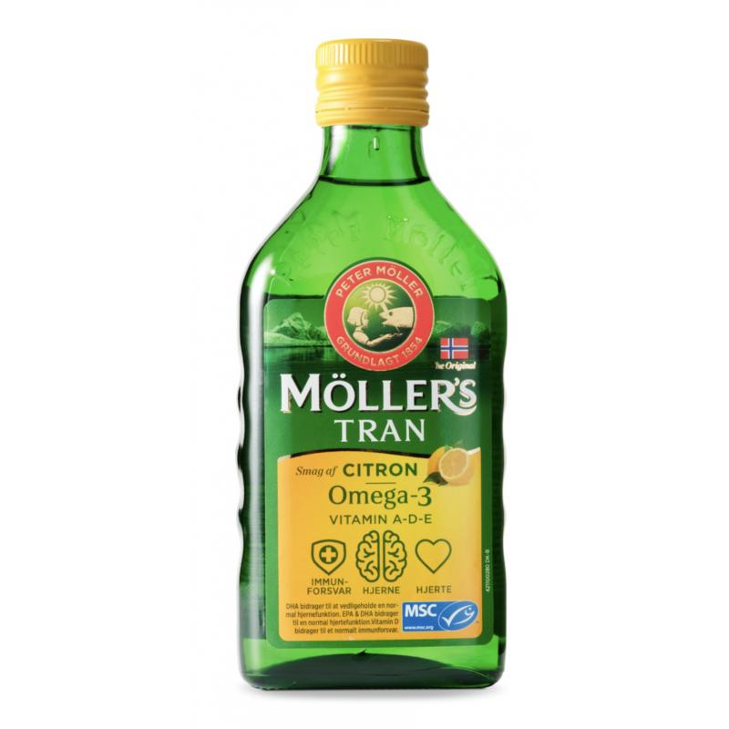 Möllers Tran Citrussmag