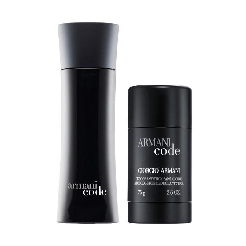 Giorgio Armani Code Homme EDT & Deostick