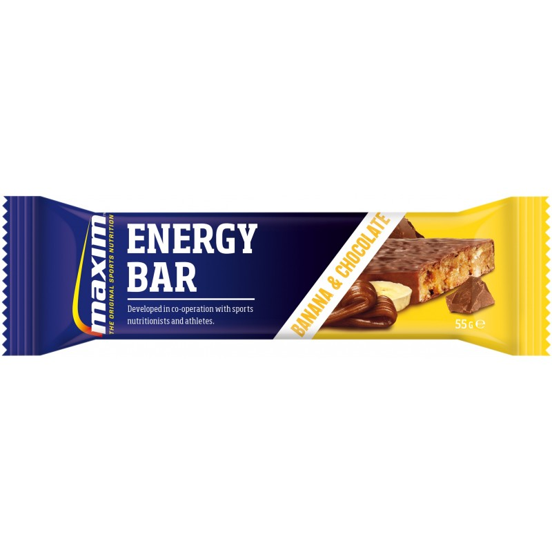 Maxim Energy Bar Banana Chocolate