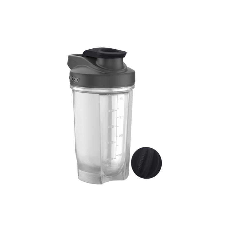 Contigo Shake & Go Fit Protein Shaker Black